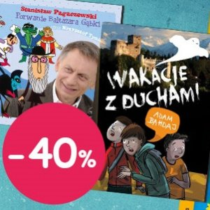 Audibooki dla dzieci i młodzieży w Świecie Książki do -40%