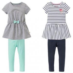 Hit cenowy - LUPILU® Sukienka dziewczęca i legginsy