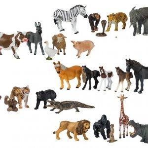 Hit cenowy - PLAYTIVE®JUNIOR Zestaw figurek zwierząt