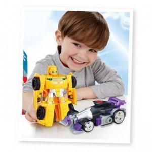 Hit cenowy - Wyrzutnia Nerf Fortnite lub figurka Transformers Rescue Bots