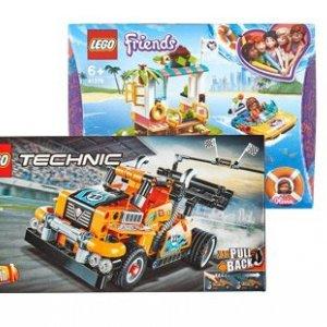 Hit cenowy - Klocki LEGO Friends i Technic