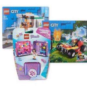Hit cenowy - Klocki LEGO Friends i CITY