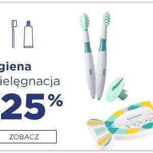 Kosmetyki dla niemowląt 0-2 lata w 5.10.15 do -25%