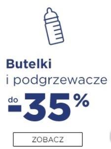 Butelki i podgrzewacze do butelek w 5.10.15 do -35%