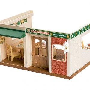 Hit cenowy - Restauracja z hamburgerami