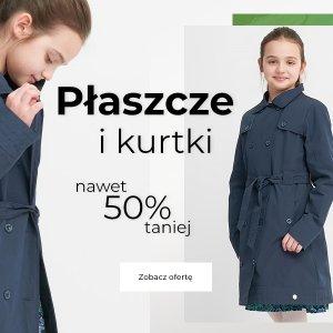 Płaszcze i kurtki w Coccodrillo do -50%