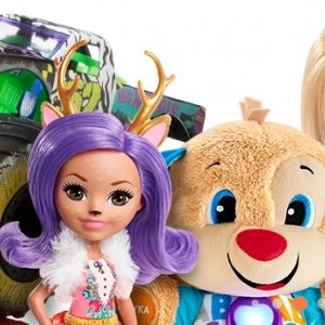 Zabawki Mattel w Empiku do -15%