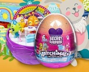 Zabawki na Wielkanoc w Urwis.pl od 12,10 zł
