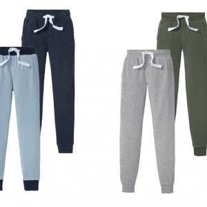 Hit cenowy - PEPPERTS® Spodnie chłopięce dresowe z biobawełną, 2 pary