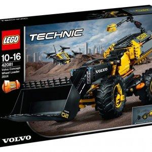 Hit cenowy - LEGO Volvo ładowarka kołowa